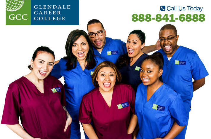 Glendale Career College. Call us Today. 888-841-6888